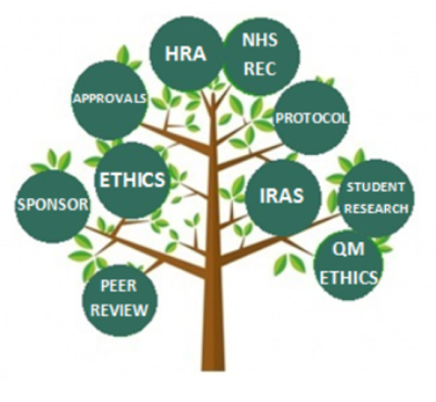 The JRMO's 'research tree'